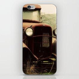 Vintage Ford iPhone Skin