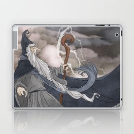 I wish I were a Wizard Laptop & iPad Skin