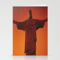 rio Stationery Cards featuring Rio by bruna valenca
