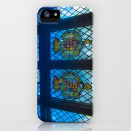 Honi soit qui mal y pense iPhone Case