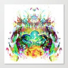 Emerge Canvas Print