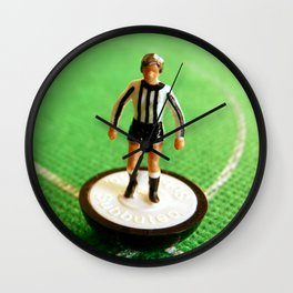 Newcastle United Subbuteo Player 1982 Wall Clock