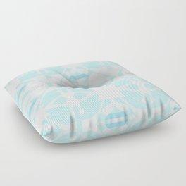 Dancing Water Floor Pillow