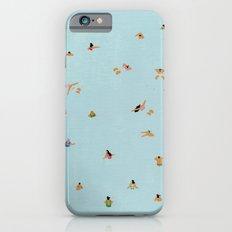 Dusty blue iPhone 6 Slim Case