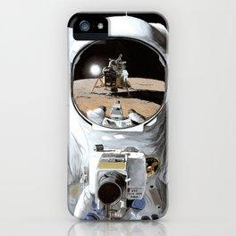 First Men iPhone Case