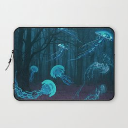 Jellyfish Forest Laptop Sleeve