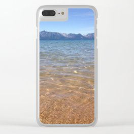birthday Clear iPhone Case