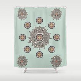 Anemoia Shower Curtain