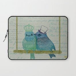 Two lovers Laptop Sleeve