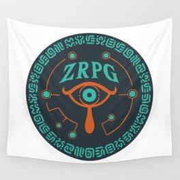 ZRPG.net Logo by Tab Wall Tapestry