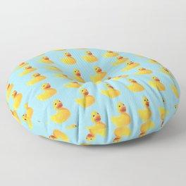 HOMEMADE RUBBER DUCK PATTERN Floor Pillow