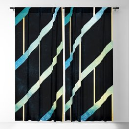 Slated for Storms Blackout Curtain