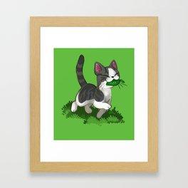 Sweet-Chi Framed Art Print