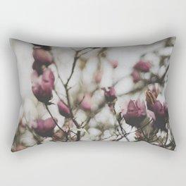 Magnolia Swirl Rectangular Pillow
