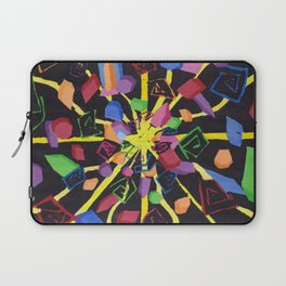 On edge #2 #watercolor #art #society6 Laptop Sleeve
