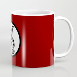Northwest Pacific coast Haida art Killer whale Coffee Mug