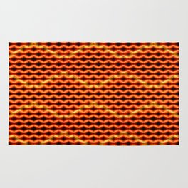 Heater Pattern Rug