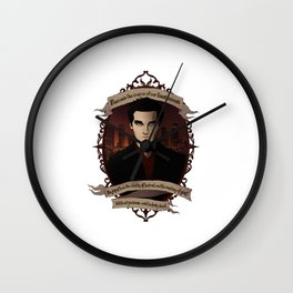 Angel - Angel/Buffy the Vampire Slayer Wall Clock