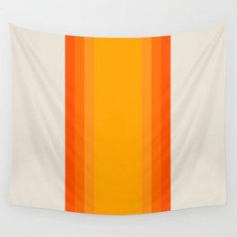 Sunrise Rainbow - Straight Wall Tapestry