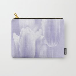 Day dream in shades of violet - spring atmosphere Carry-All Pouch