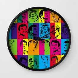 QATAR Wall Clock