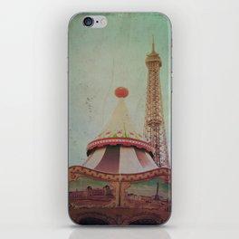 Bohemia of Paris iPhone Skin