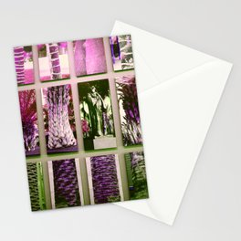 An abundance of Palm Trees Stationery Cards