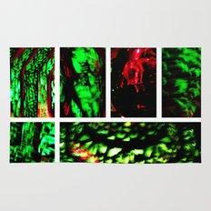 Blood Emerald Rug