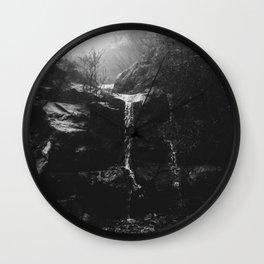 Bleak Wall Clock