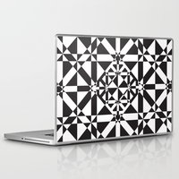 compass Laptop & iPad Skins featuring Compass by Vadeco