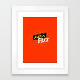 Aperol Fizz - League of Legends Framed Art Print