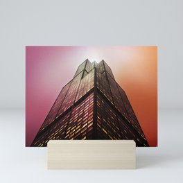 Willis Above Mini Art Print