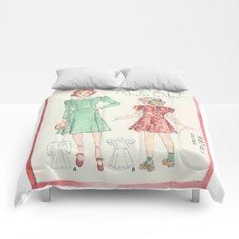 Retro Chic Comforters