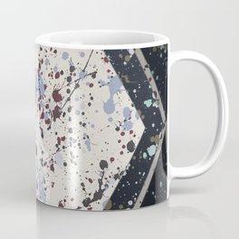 Attraction - hexagon graphic Coffee Mug