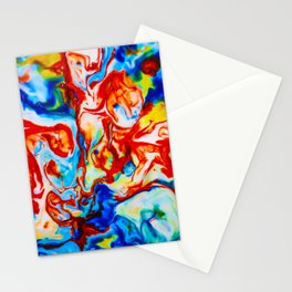 Milkblot No. 8 Stationery Cards