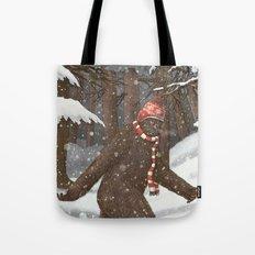 Everyone Gets Cold Tote Bag