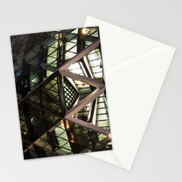 The Gherkin Stationery Cards