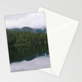 Mildred Lake Reflections 2 Stationery Cards