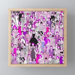 Tokyo Punks - Pride Club 1 Framed Mini Art Print