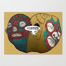 Blender (Mix/estizo) Canvas Print