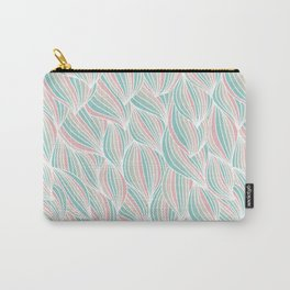 Cool Colorful Ocean Waves Carry-All Pouch