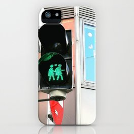Love Is Strong iPhone Case