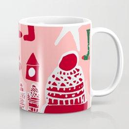 winter gear pink Coffee Mug