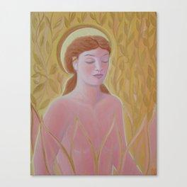 Bodhisattva Aphrodite Canvas Print