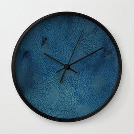A glitch in time 2 Wall Clock