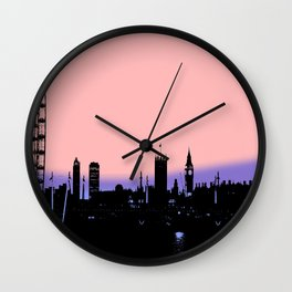 London Skylne Wall Clock