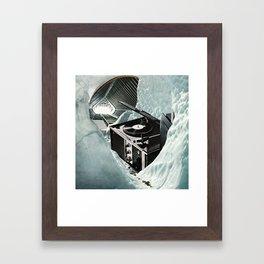 Cold Soundz Framed Art Print