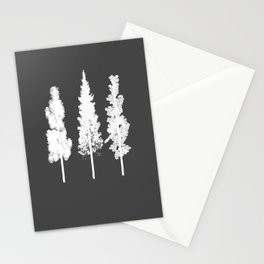 Nture Lover Gift - Pine Trees Stationery Cards