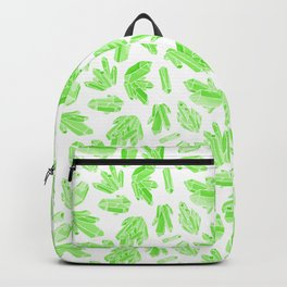 Crystals - Emerald Backpack