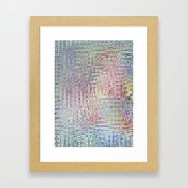 Abstract 137 Framed Art Print
